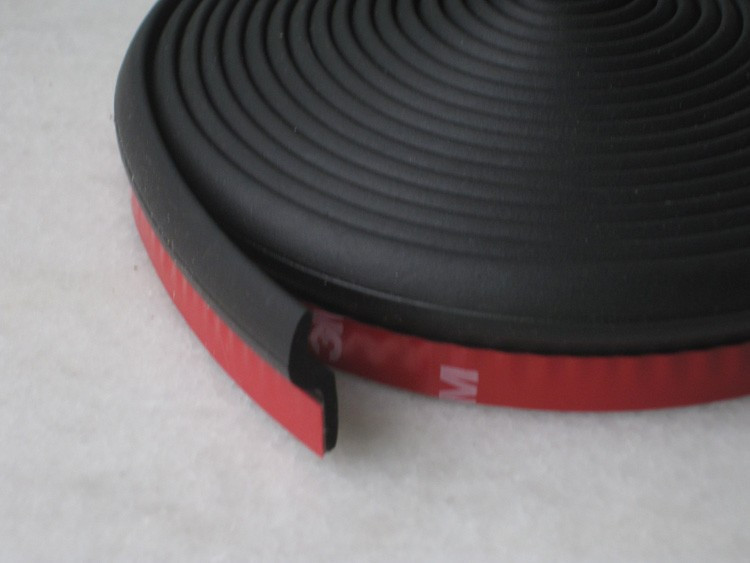 Z Type 3m Tap Seal Trim Car Rubber Seal Sound Insulation
